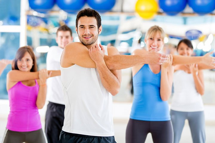 Health and fitness at the Glendale Sports Center
