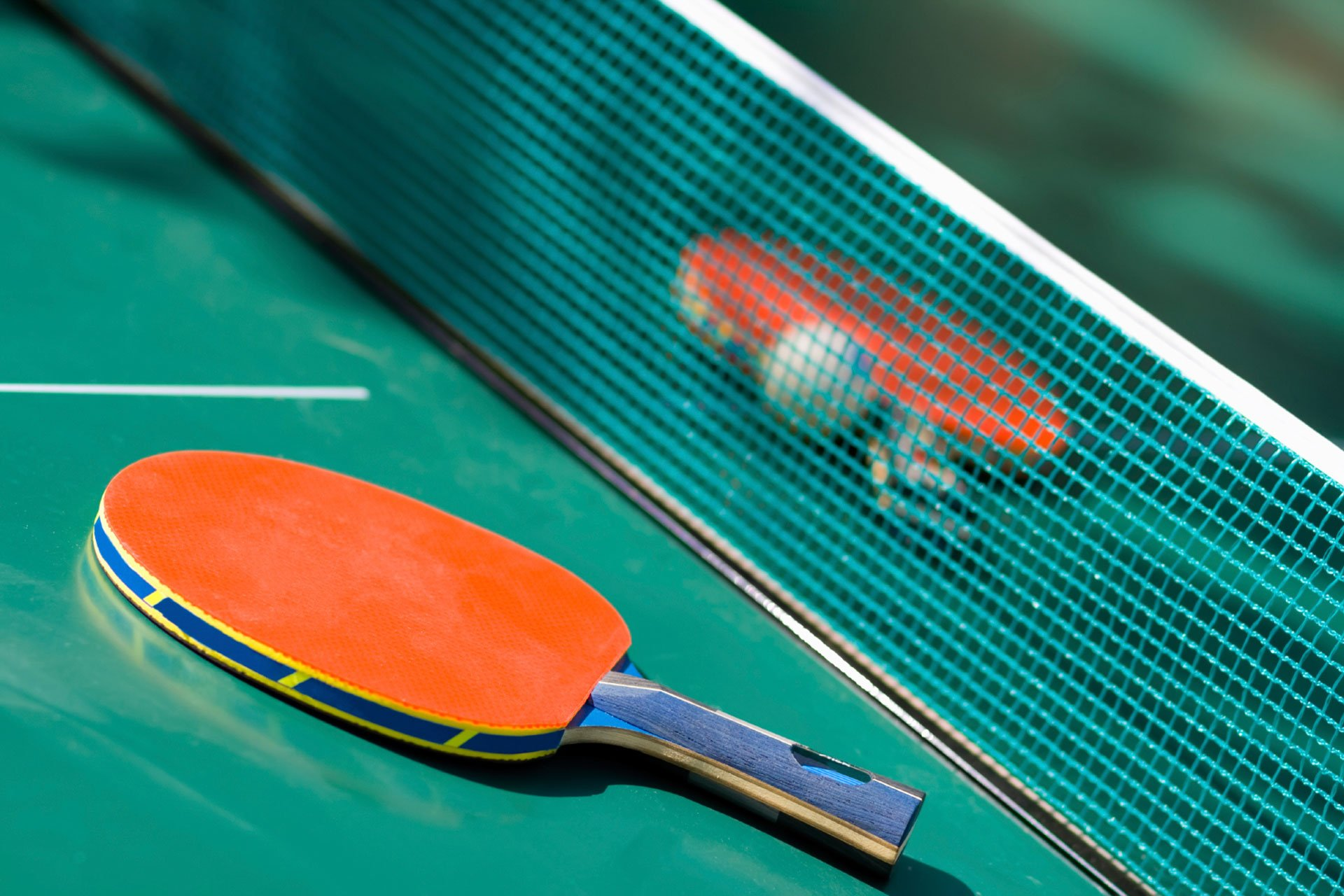Glendale Sports Center - Table Tennis