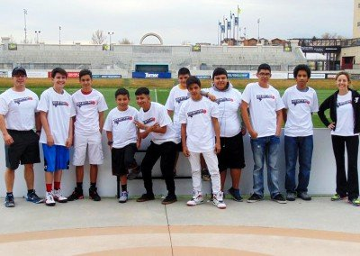 Glendale Sports Center Teen Program